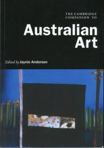 The Cambridge Companion to Australian Art – CUP