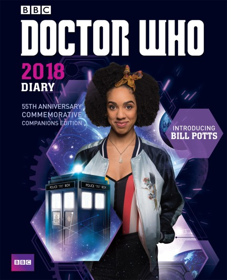 Doctor Who Diary 2018 – Mallon Publishing