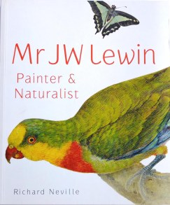 Mr JW Lewin: Painter and Naturalist – UNSW Press