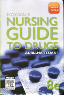 Havard's Nursing Guide to Drugs – Elsevier