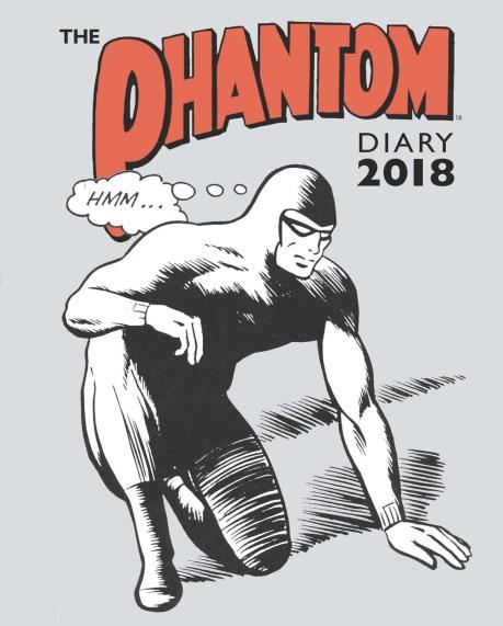 Phantom Diary 2018 – Mallon Publishing